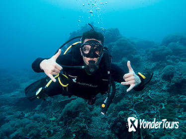 3 Day PADI Open Water Dive Course in Padangbai