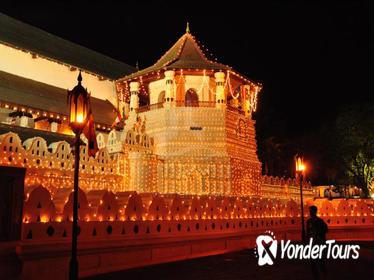 3 Day Tour to Kandy Nuwara Eliya & Sigiriya from Colombo