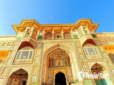3 Days Golden Triangle tour ( Delhi, Agra & Jaipur ) without Accommodation