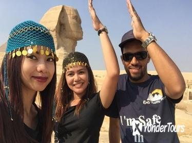 3 Days Private Guided Cairo Tour Package