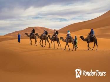 3 Days trip to the dunes of Merzouga departing from Marrakech by Todgha gorges