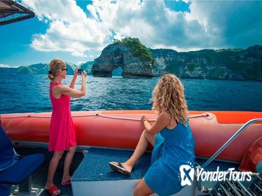 3 Islands Full Day Cruise from Bali
