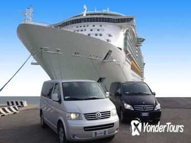 3 Ports Shore Excursions Package - Florence Rome Amalfi Coast - Private Tours
