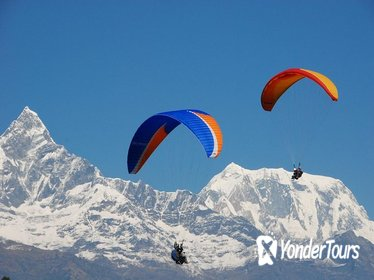 30 Minutes Paragliding in Pokhara