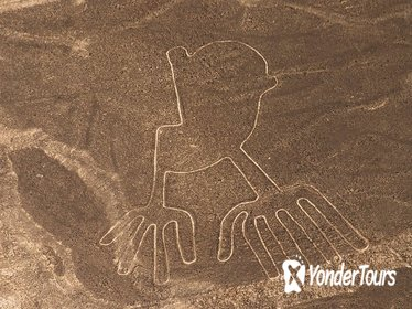 30-Minute Flight Over Nazca Lines from Nazca