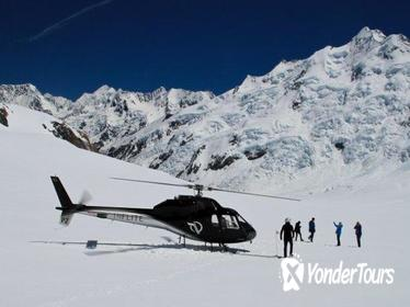 35-Minute Valley and Glacier Helicopter Tour from Mount Cook
