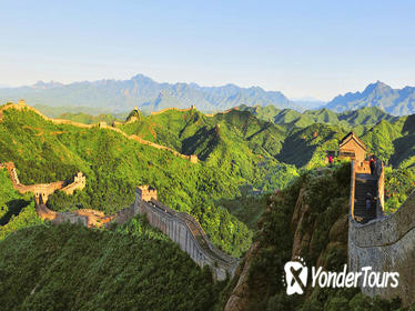 3-Day Beijing Group Tour Including Mutianyu, Jinshanling And Badaling Great wall
