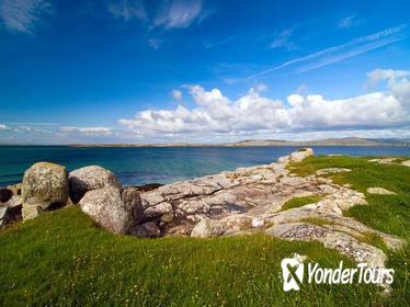 3-Day Cliffs of Moher, Connemara and Aran Islands Rail Tour from Dublin