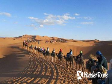 3-day Desert Safari to Merzouga from Marrakech