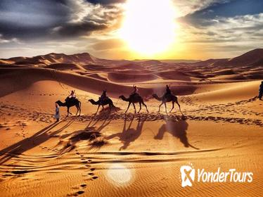 3-Day Guided Tour from Marrakech: Merzouga, Erg Chebbi Desert and Ait Benhaddou
