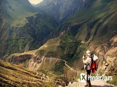 3-Day Hike to Colca Canyon from Arequipa
