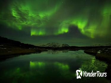 3-Day Ice Cave Tour by Jokulsaron with Glacier Hiking, the Golden Circle and the Northern Lights