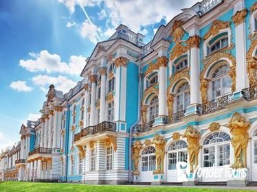 3-Day Intense Private Tour with Yusupov Palace & Faberge Museum
