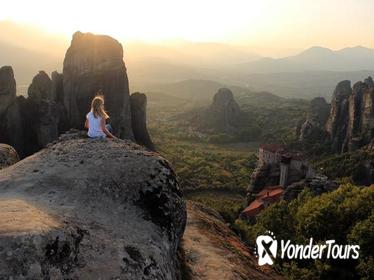 3-Day Meteora Tour by Train from Athens