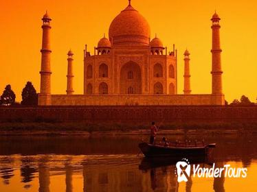 3-Day Private Luxury Golden Triangle Tour Delhi Agra and Jaipur