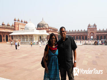 3-Day Private Taj Mahal, Agra and Jaipur Tour from Delhi