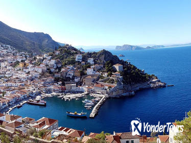 3-Day Private Tour of Mycenae, Nafplio, Epidaurus, and Two Greek Islands