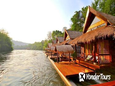 3-Day River Kwai Floathouse Tour from Bangkok