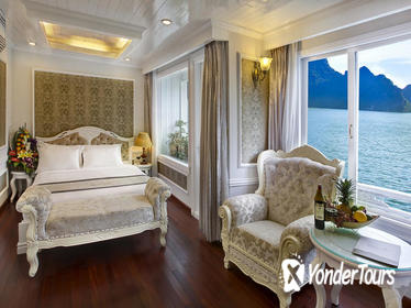3-Day Signature Halong Bay Cruise from Hanoi