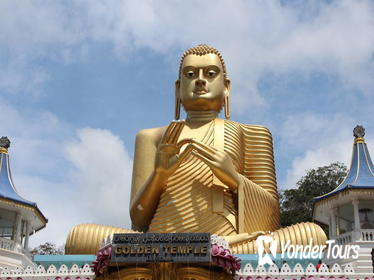 3-Day Sri Lanka Cultural Tour: Sigiriya, Polonnaruwa and Dambulla including Jeep Safari at Minneriya National Park