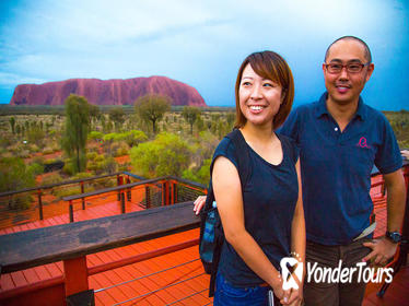 3-Day Uluru (Ayers Rock) to Alice Springs Red Centre Highlights Tour