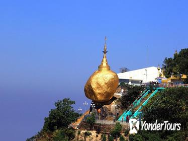 3-Days 2-Night Golden Rock Tour From Yangon