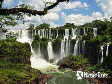 3-Days Luxury Trip to the Iguazu Falls from Puerto Iguazu
