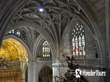 3H Alcazar Cathedral and Santa Cruz District Skip the lines Tickets Included
