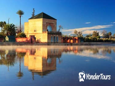 3-Hour Marrakech Gardens and Ramparts Tour