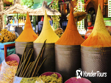 3-Hour Marrakech Souks and Medina Walking Tour