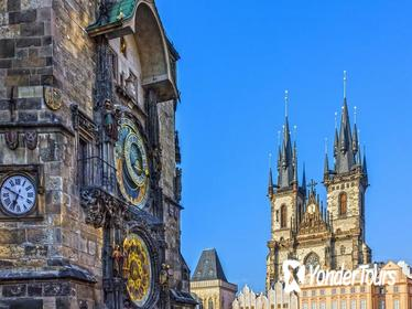3-hour Prague Highlights Tour by Bus and Foot