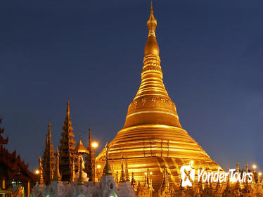 3-Hour Private Yangon Heritage Walking Tour
