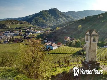 3-Hour Small-Group Hiking Tour to historic places around Spitz in Wachau Valley