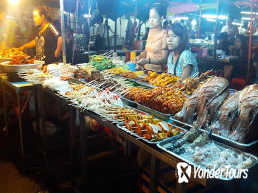3-Hour Yangon Chinatown Foodie Tour