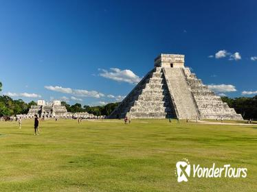 3-in-1 Ultimate Maya Experience Tour: Chichen Itza, Uxmal and Kabah