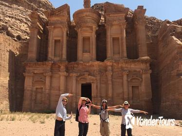 4 Day Private Tour: Petra Jerash Mount Nebo Karak Castle Wadi Rum Red & Dead Sea