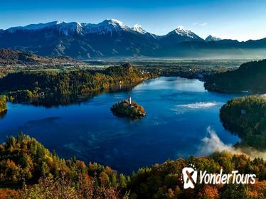 4 days Essential Slovenia small group
