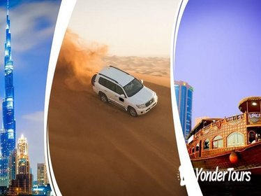 4 Famous tour Dubai City tour , Desert safari ,Marina cruise ,AbuDhabi city tour