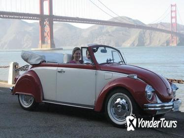 4 Hour Self-Guided Tour of San Francisco in a Classic VW Bug