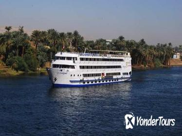 4 Nights 5 Day Nile Cruise Luxor to Aswan