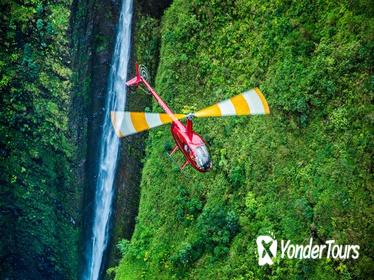 45 Minute Oahu Helicopter Tour with Doors Off or On