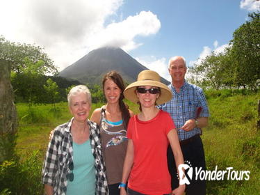 4-Day Arenal Adventure from San Jose with Drop-Off at Liberia Airport