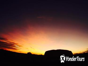 4-Day Ayers Rock to Ayers Rock Camping Tour including Kata Tjuta Uluru and Kings Canyon