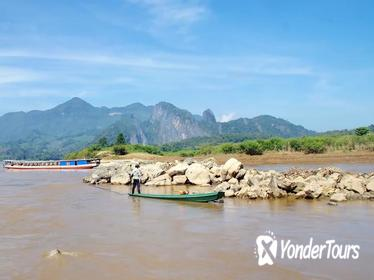 4-Day Private Laos Adventure Tour from Oudomxay to Luang Prabang