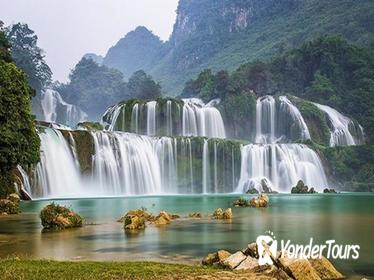 4-day private tour Ba Be Lake and Ban Gioc Waterfall