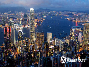 4-Day Tour of Hong Kong and Lantau Island