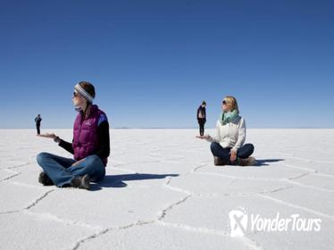 4-Day Uyuni Salt Flats from La Paz to Atacama in Chile