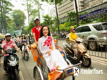 4-Hour Ho Chi Minh City Market Tour by Cyclo