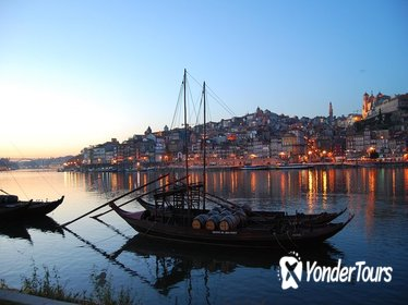 4-Hour Porto City Tour with Six Bridges Cruise and Wine Tasting