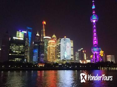 4-Hour Private Shanghai City Tour with Oriental Pearl Tower and Huangpu River Cruise